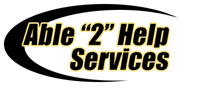 Able 2 Help Services